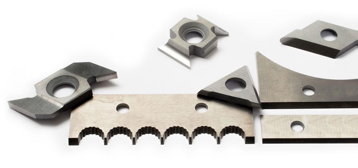 Инструменты - Ножи и твердосплавные пластины